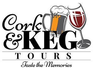 Cork & Keg Tours logo