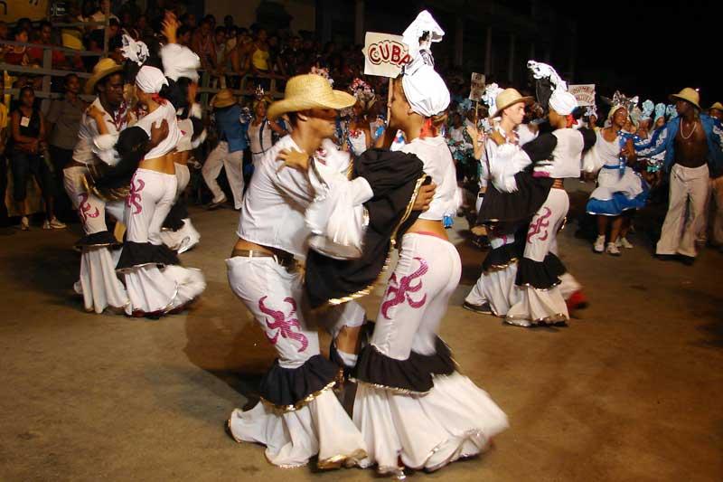 cuban dancing