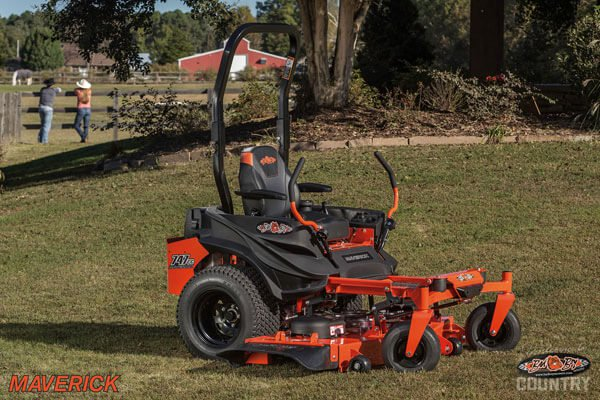 Bad Boy Maverick Zero Turn Mower