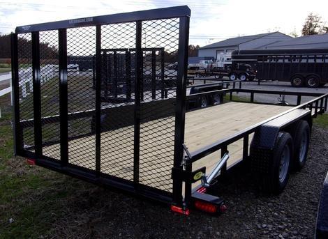 Utility Gator trailer