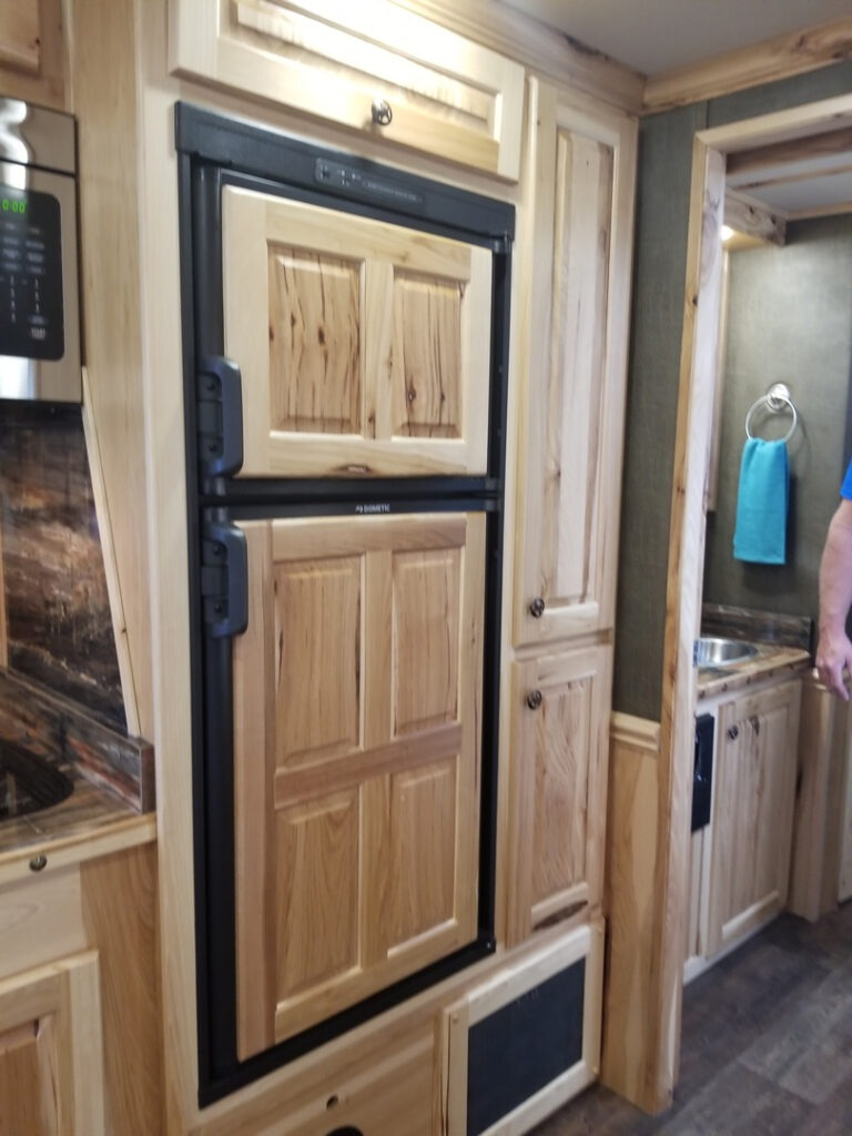 Mehow Living Quarters cabinets