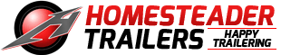 homesteader trailer logo