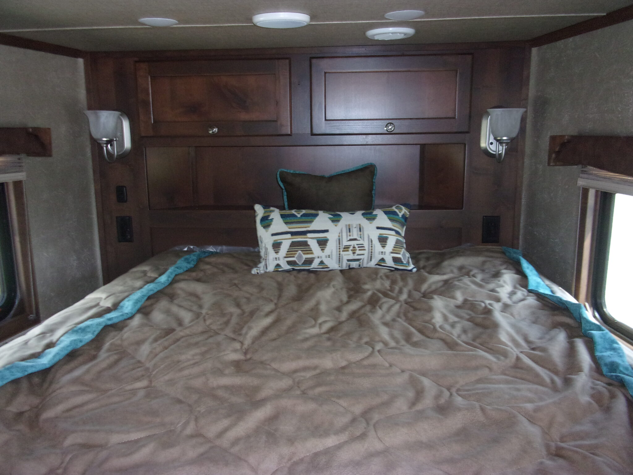 Living Quarters bed