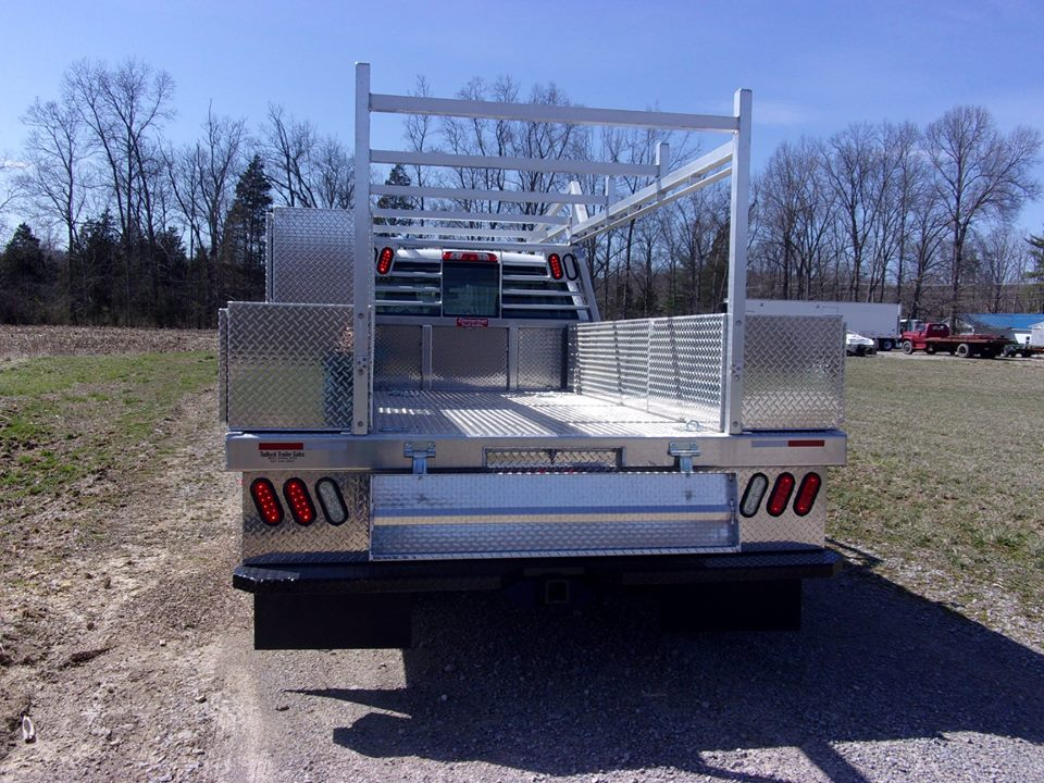 Zimmerman Advanced Body Bed Truck Bed