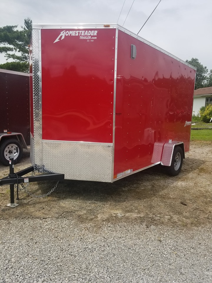 Red Aluminum 2019 712IS Homesteader