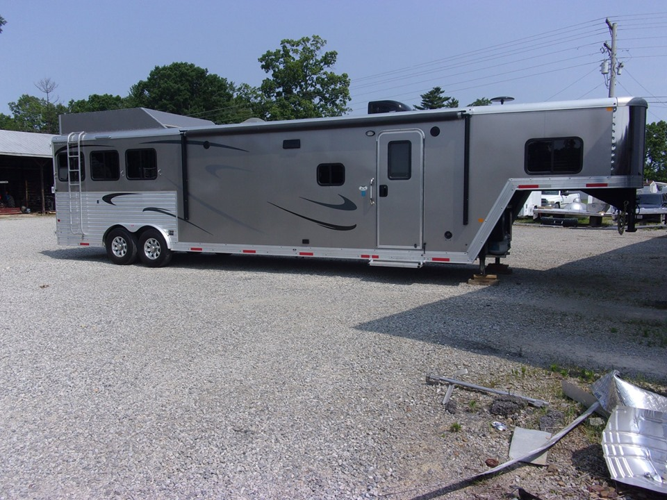 Merhow Trailers Side View