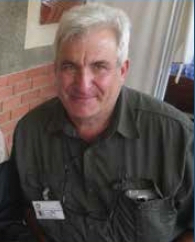 Dr Tony Moll, senior medical officer at the Church of Scotland hospital in Tugela Ferry, where care is provided for people with XDR-TBDr Tony Moll, senior medical officer at the Church of Scotland hospital in Tugela Ferry, where care is provided for people with XDR TB