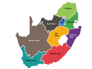 Provinces of South Africa
