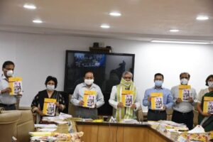 The GOI launches new documents including a manual on DBT for TB