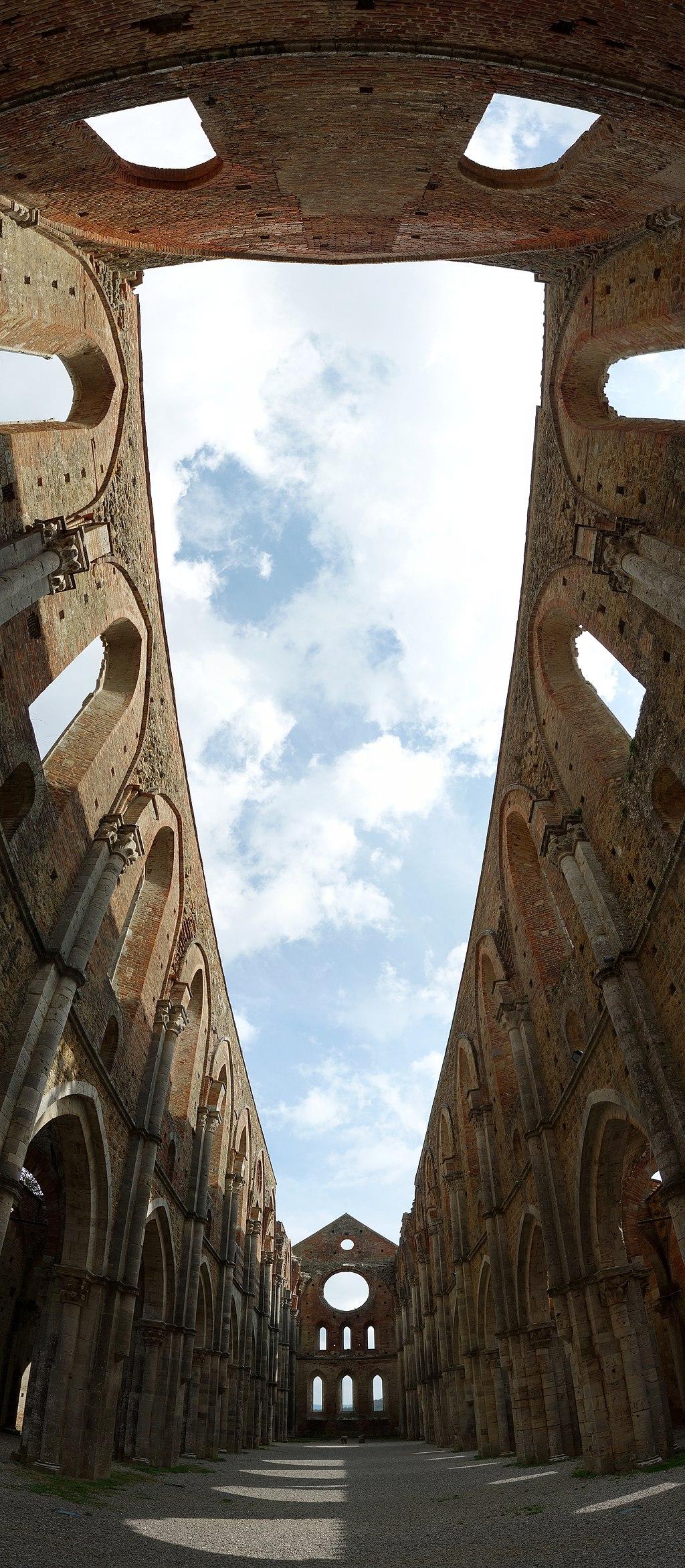 san galgano abbey Tuscany