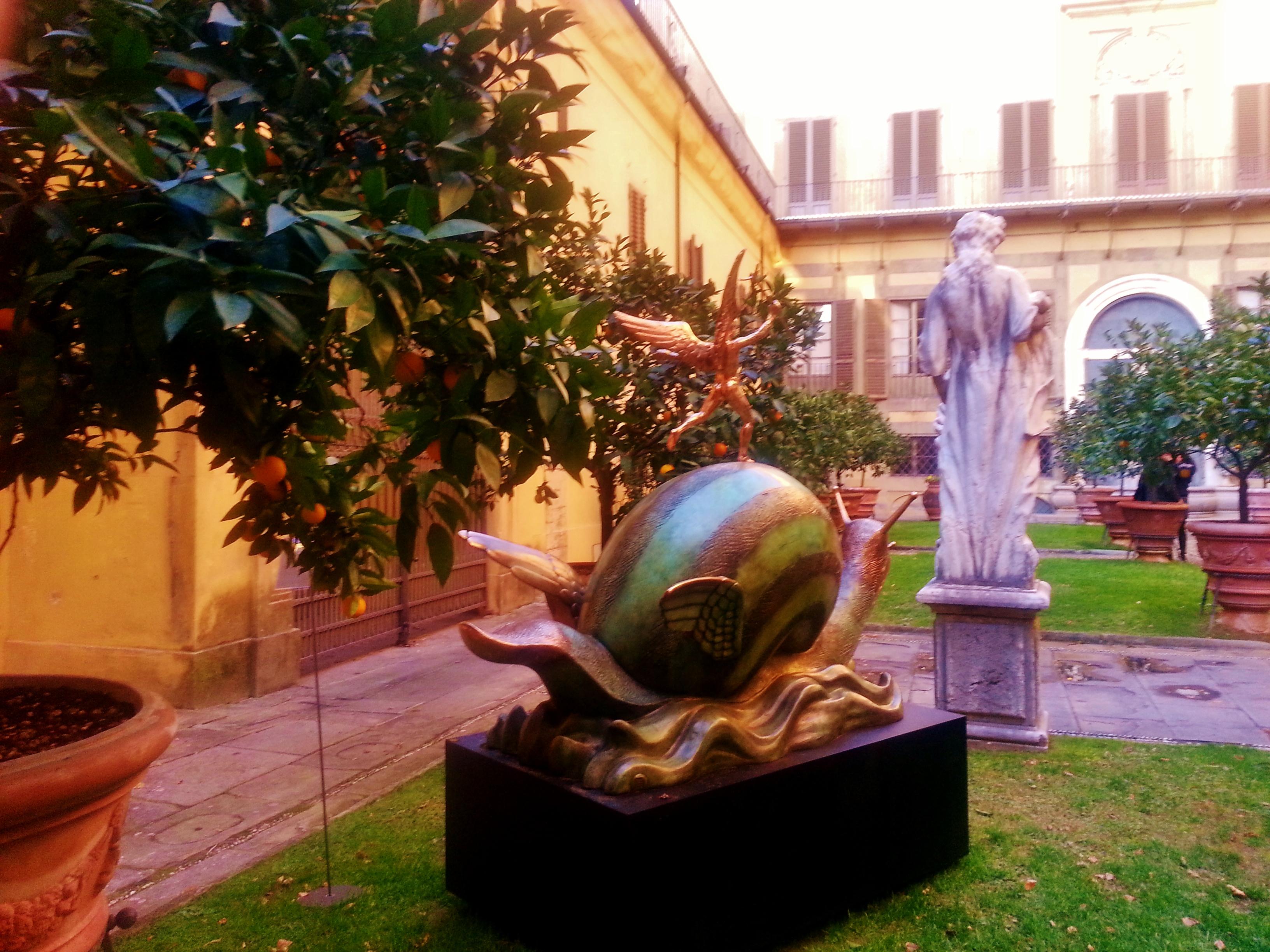 dali exhibit florence italy