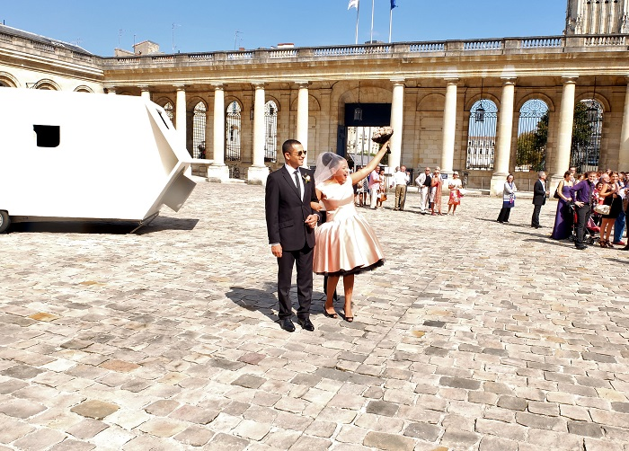 french wedding in Bordeaux | Girl in Florence