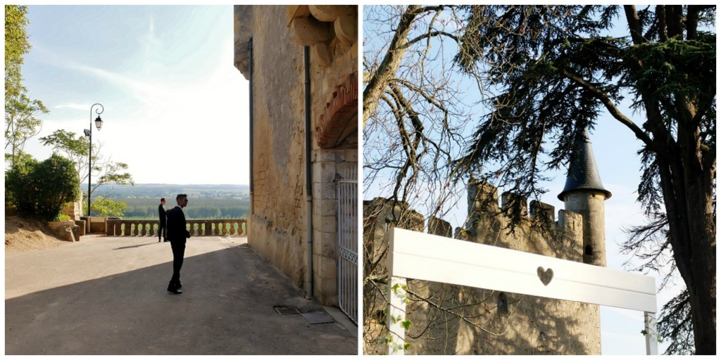 Chateau in France | Girl in Florence