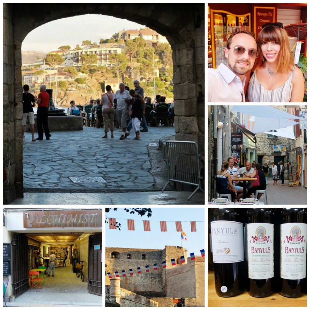 Collioure with Girl in Florence