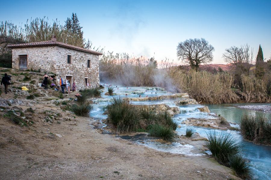 tuscany thermal springs