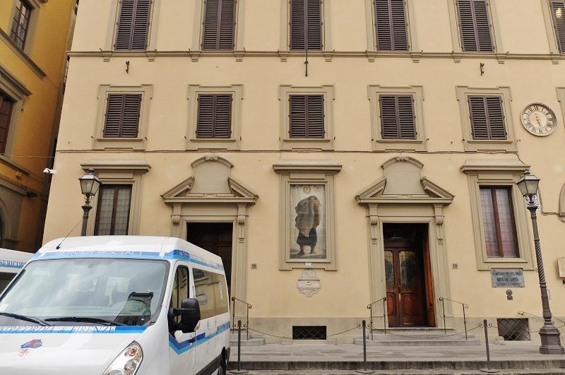 misericordia museum florence italy