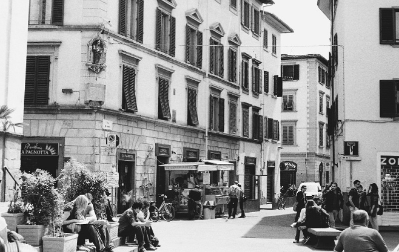 Sant'Ambrogio. Photo by: Emiko Davies