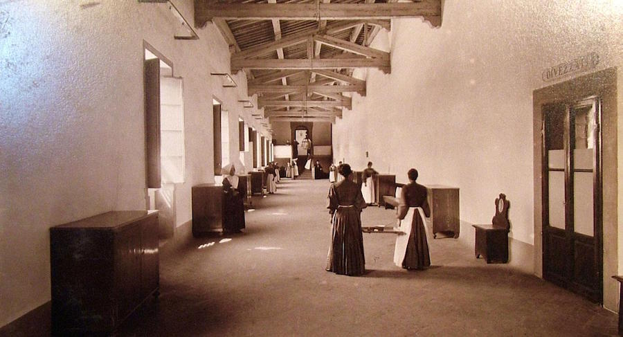 Photo credit: Brogi, Museo Degli innocenti