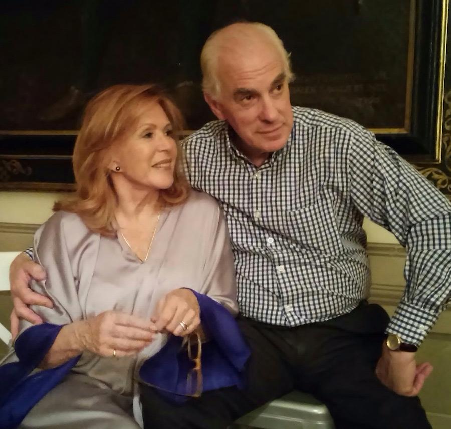 Elizabeth and Donald