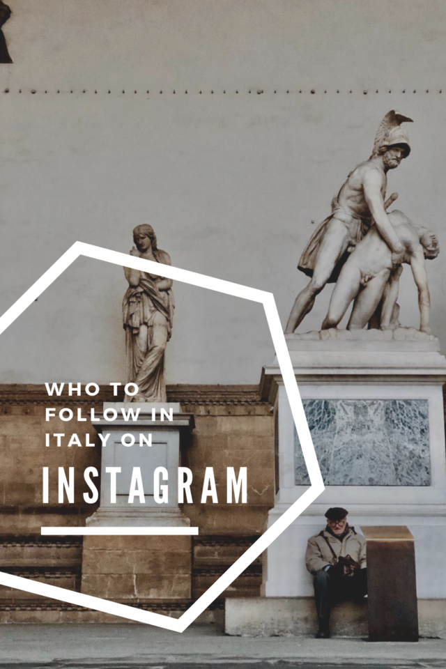 who to follow in italy on instagram
