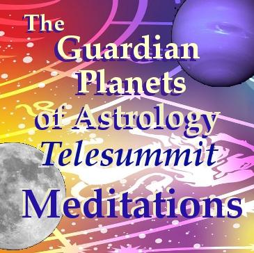 Astrology telesummit meditations ad