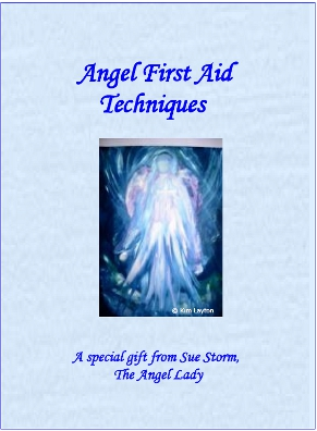 angel first aid graphic