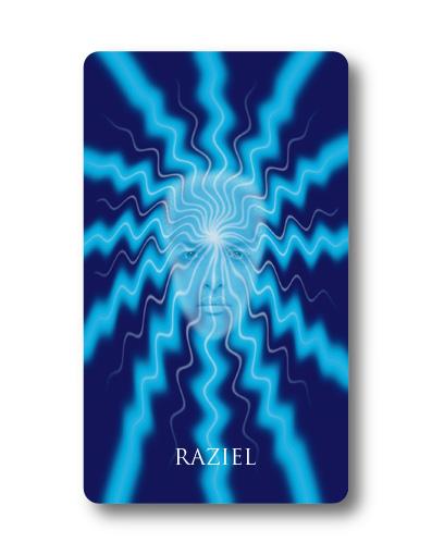 ANGELS SCRIPT - RAZIEL