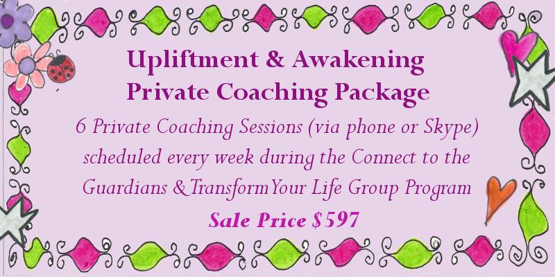 upliftment & awakening coaching package2