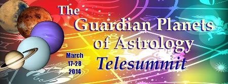 Astrology Telesummit 2014 Banner 450