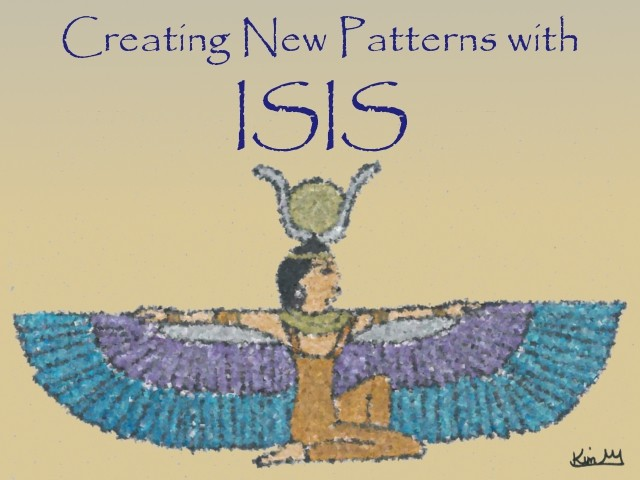 Create New Patterns with Isis