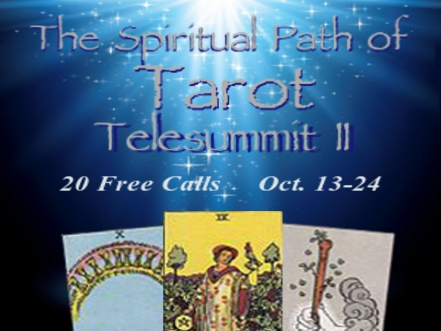 The Spiritual Path of Tarot Telesummit II