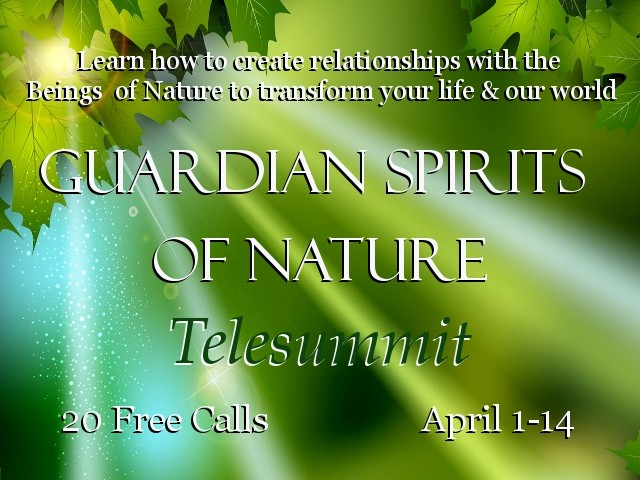 Guardian Spirits of Nature Telesummit