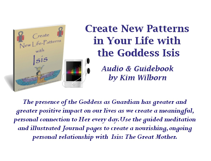 Create New Patterns in Your Life with the Goddess Isis