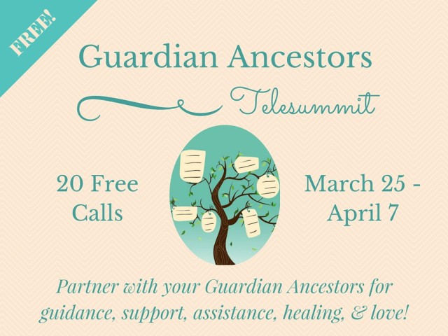 Guardian Ancestors Telesummit