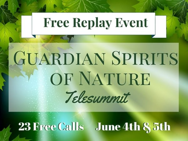 Free Weekend Replay Event – Guardian Spirits of Nature