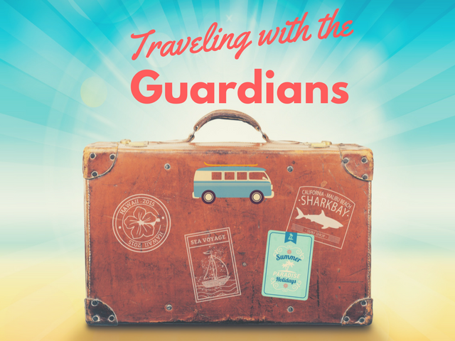 Traveling with the Guardians