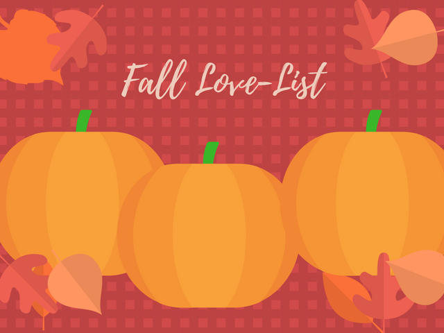 Fall Love-List