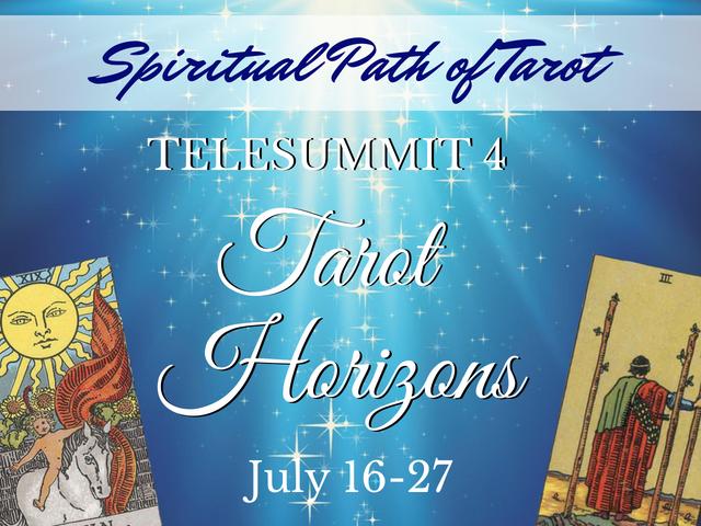 New Tarot Telesummit – Tarot Horizons