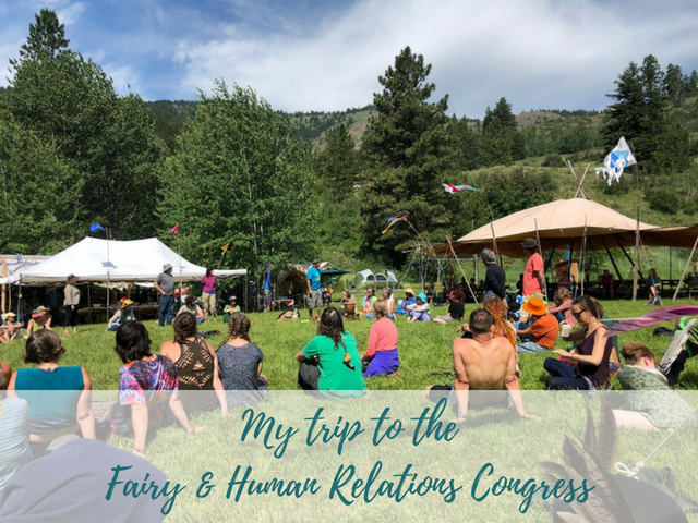 My trip to the Fairy Congress