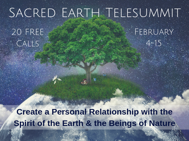The Sacred Earth Telesummit