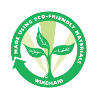Made using eco-friendly materials - Wiremaid