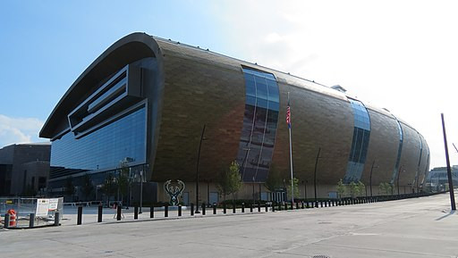 Outside image of Fiserv Forum