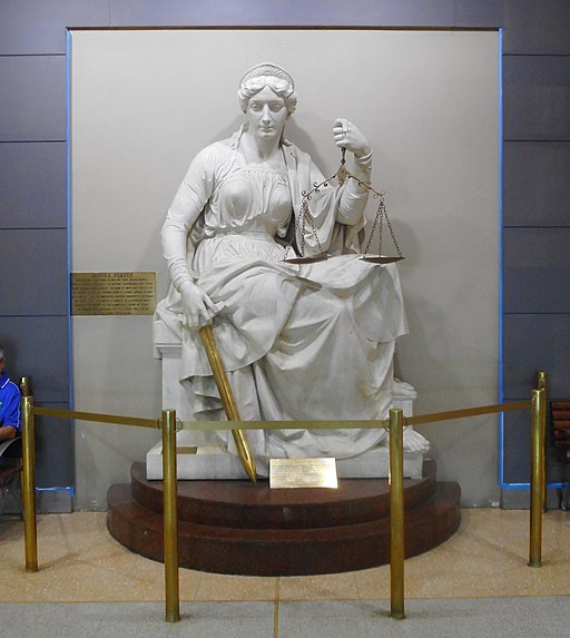 Photo of Statue of Justice