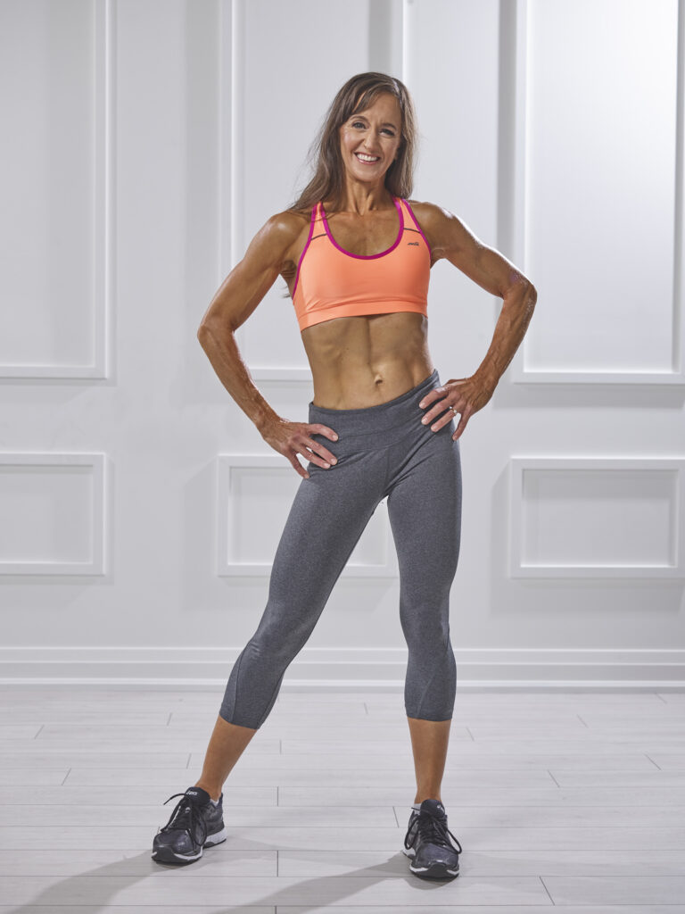 Sue McHardy, owner of Sue's Ignite Fitness.