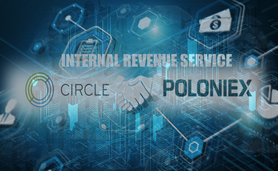 Crypto Exchange Circle and Poloniex Will Share Data With IRS