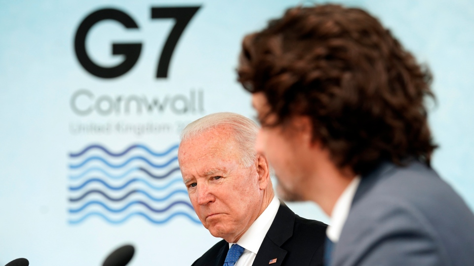 """President Biden Focuses On Bitcoin's role in Cyber Attacks, Say's """"It Must Be  A Priority"""" for G7"""