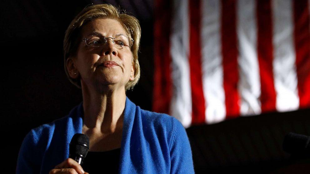 Senator Elizabeth Warren Say's; The U.S. government needs to confront crypto threats 'Head On'