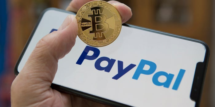 PayPal Increased Purchase Limits for Cryptocurrency Customers