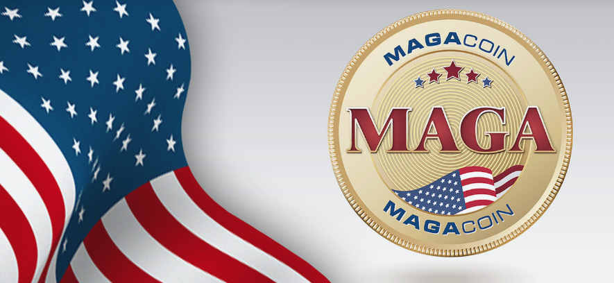 MAGACOIN The Trump Cryptocurrency