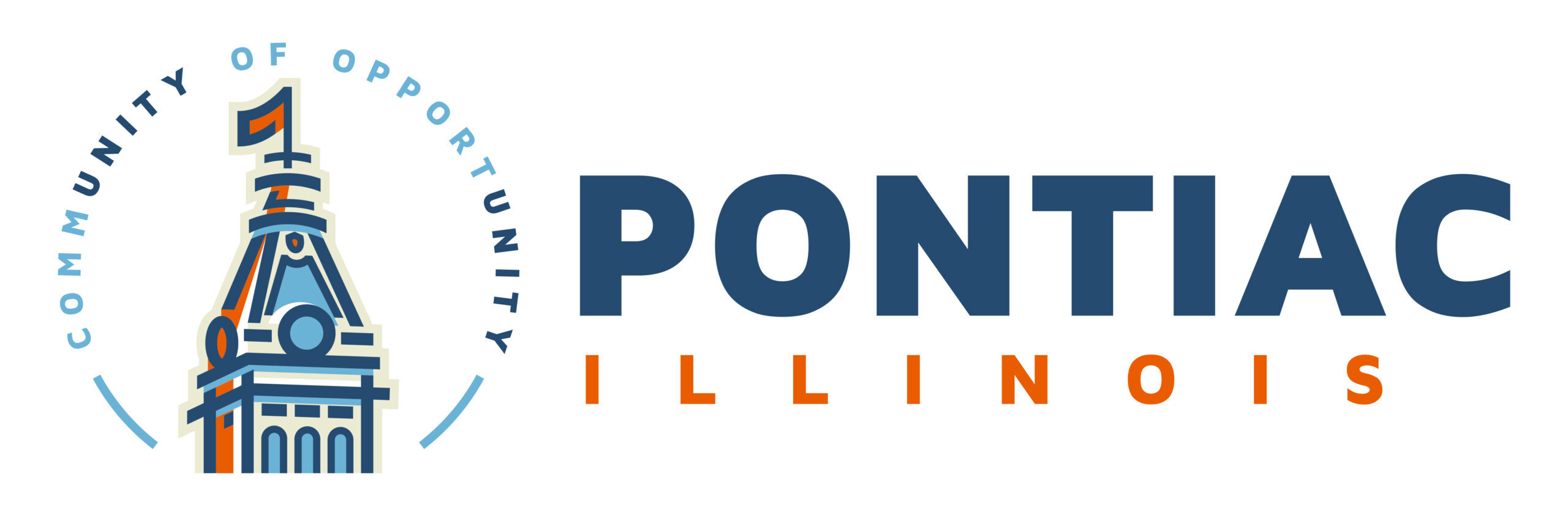 Downtown Pontiac, IL